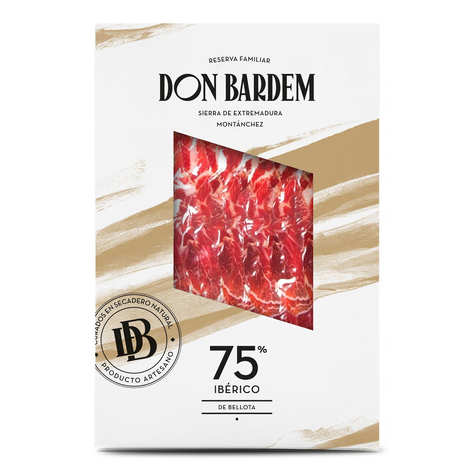 Don Bardem - Epaule Bellota tranché 75% Ibérique