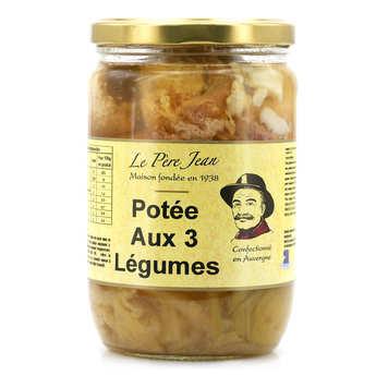 Le Père Jean - Auvergne casserole