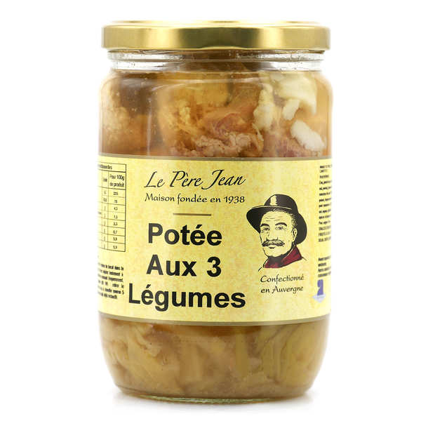 Auvergne casserole