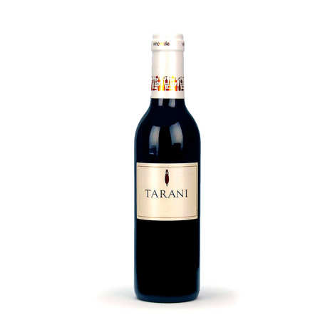 Vinovalie - Tarani vin Rouge IGP Comté Tolosan - Demi-bouteille