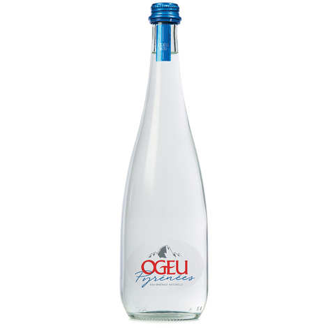 Ogeu Eaux Minérales - Ogeu - Still mineral water from the Pyrenees