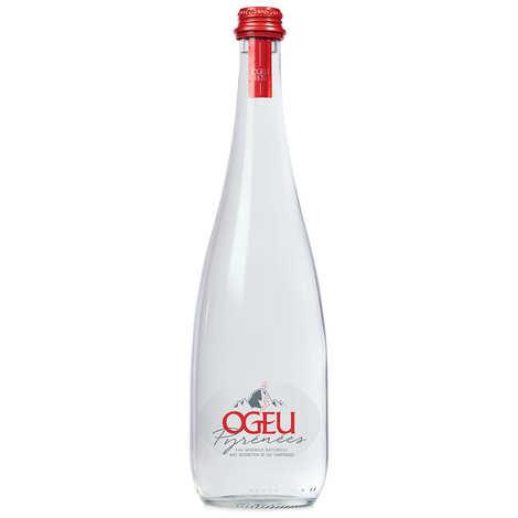 Ogeu Eaux Minérales - Ogeu - Eau minérale pétillante des Pyrénées