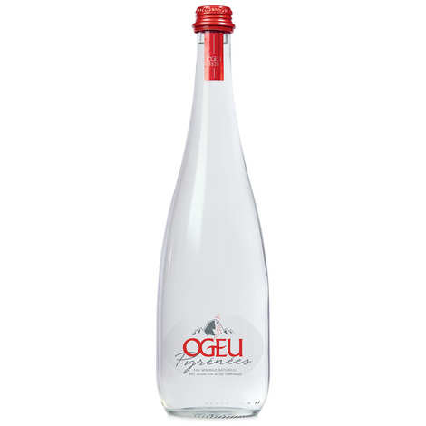 Ogeu Eaux Minérales - Ogeu - Sparkling mineral water from the Pyrenees