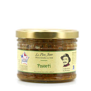 Le Père Jean - Pounti stuffed with prunes - Auvergne Limousin