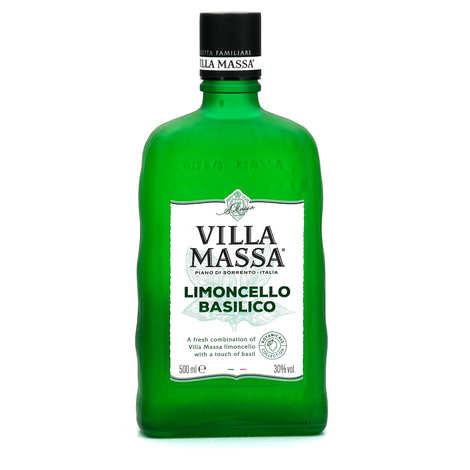 Villa Massa - Villa Massa Basilico 30% - Limoncello au basilic