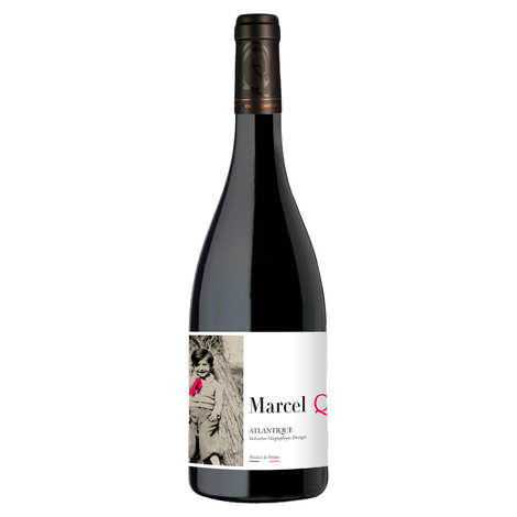 Château Haut Closet - Marcel Q3 Red Wine from France