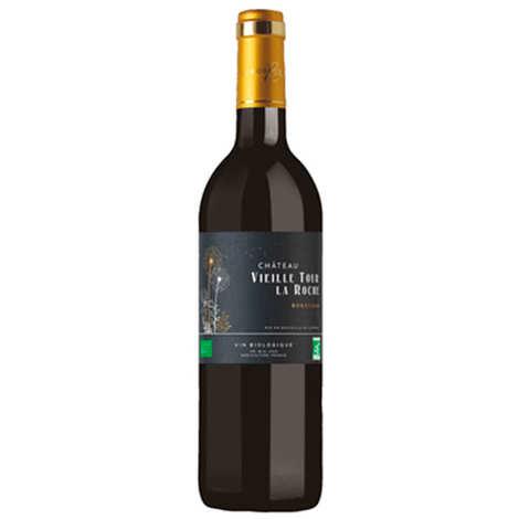 Baron de Fortage - Château Vieille Tour La Roche - Vin rouge de Bordeaux bio