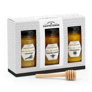 Carton 3x125g miel