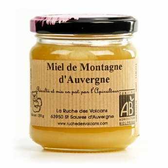 La Ruche des Volcans - Miel de montagne d'Auvergne bio