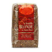 La Lentille Blonde de Saint-Flour - Blonde Lentils from Saint-Flour