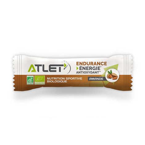Atlet - Organic endurance bar with Almonds