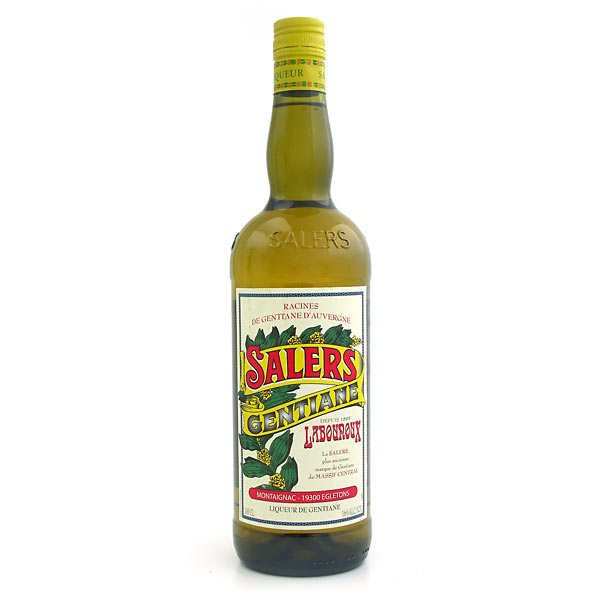 Salers Gentian liqueur - 16%