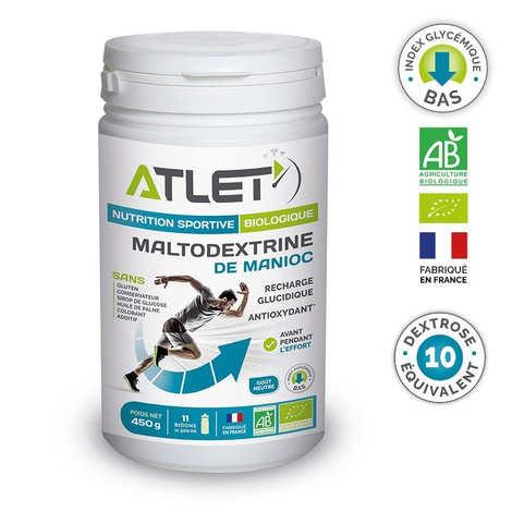 Atlet - Manioc Maltodextrin - Energy drink preparation