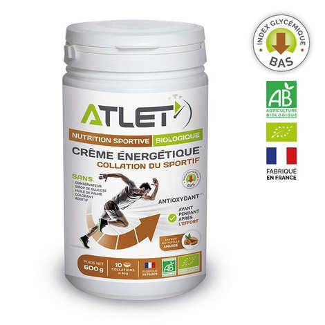 Atlet - Organic energy dessert cream with almonds
