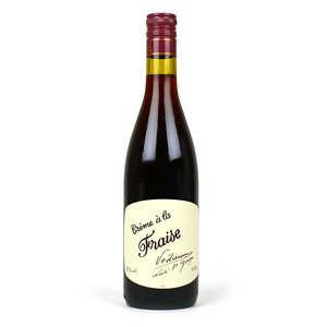 Vedrenne - Wild Strawberry Liqueur - 15%