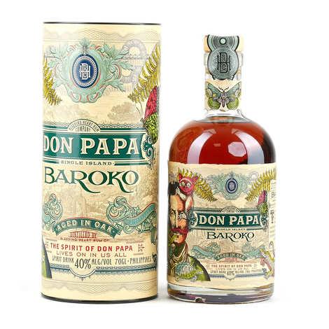 Bleeding heart rum company - Don Papa Baroko 40%