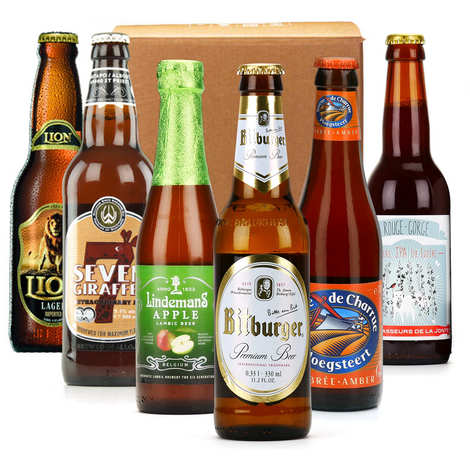 - 6 Beers August Discovery Box