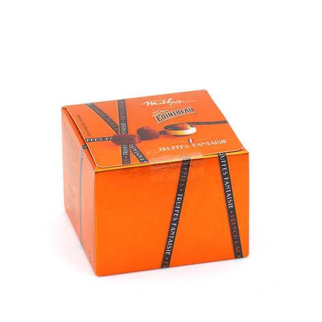 Chocolat Mathez - Cointreau Truffles