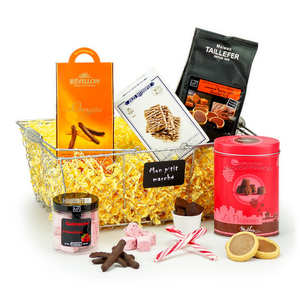 BienManger paniers garnis - Sweet Celebration basket