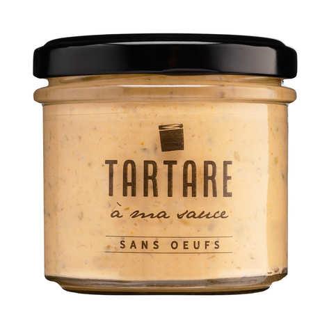 Maison Bigand - Tartare à ma sauce - tangy vegetable sauce