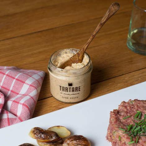 Maison Bigand - Tartare à ma sauce - sauce végétale acidulée