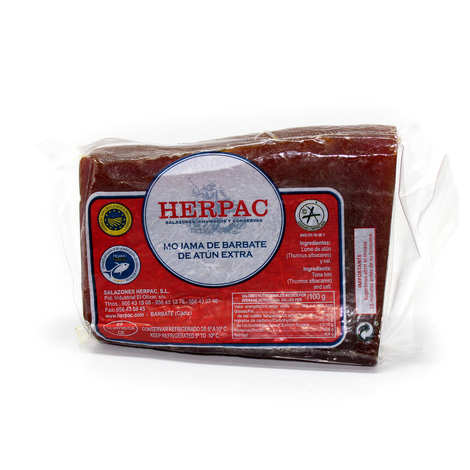 Herpac - Mojama de thon - Salaison de filet de thon