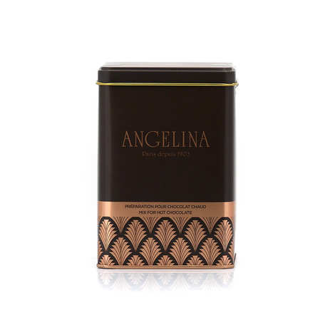 Angelina Paris - Preparation for hot chocolate - Angelina Paris