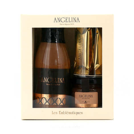 Angelina Paris - Angelina's Emblematics gift box
