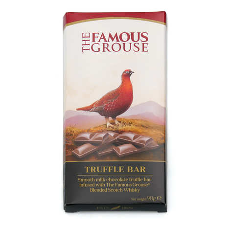 The Famous Grouse - Famous Grouse Whisky Chocolate Truffle Bar