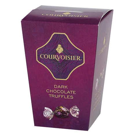 Courvoisier - Courvoisier Dark Chocolate Truffles
