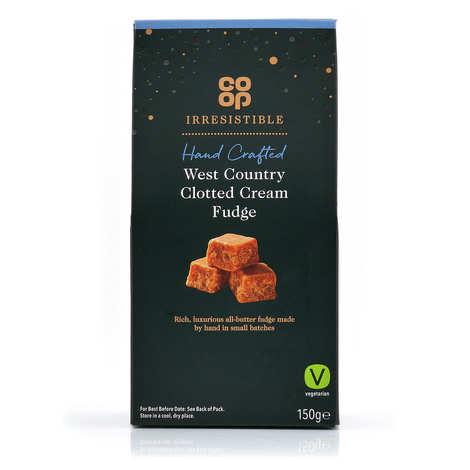 Co-op - West Country Clotted Cream Fudge