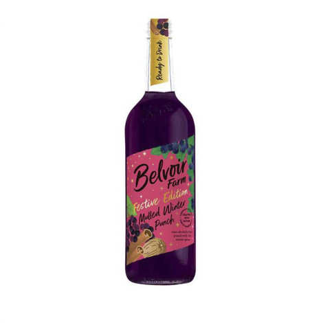 Belvoir - Belvoir Mulled Winter Punch - Boisson sans alcool aux épices de Noël