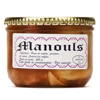 Patrick Clavel - French speciality - Manouls