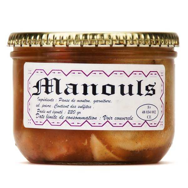 French speciality - Manouls