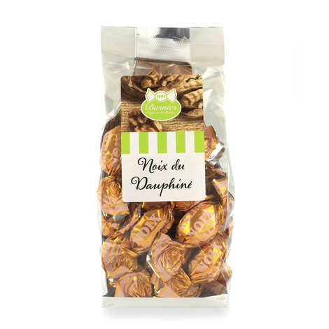 Bonbons Barnier - Gourmet filled candies - Dauphiné walnut