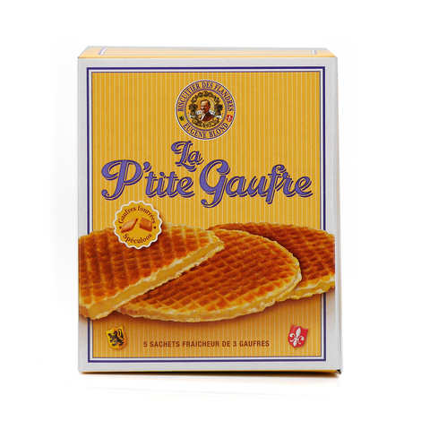 Biscuiterie Eugène Blond - The small speculoos waffle
