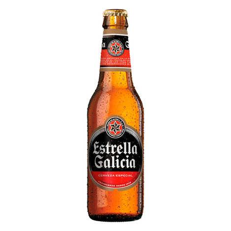 Estrella Galicia - Estrella Galicia Especial - Bière blonde espagnole 5.5%