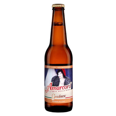 Amarcord - Amarcord Adisca - Lager Italian beer 5.2%