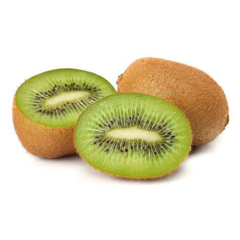 - Kiwi vert bio - variété Green Light