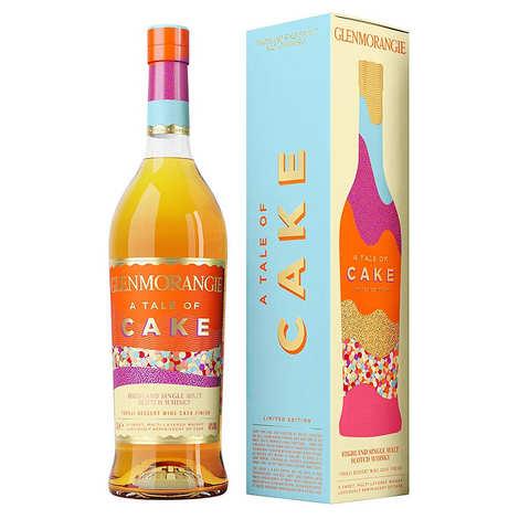 "Glenmorangie - Glenmorangie Limited Edition ""A Tale of Cake"""