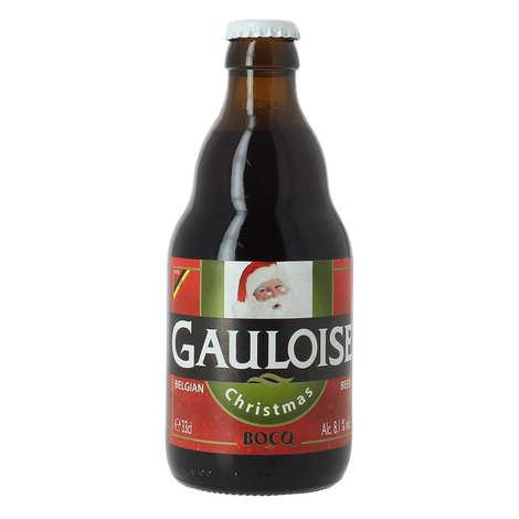 Brasserie La Gauloise (Bocq) - Gauloise Christmas - Belgian Beer 8%