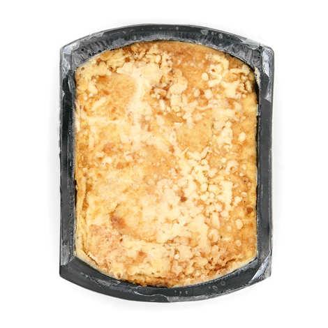 Viaule Traiteur - Gratin de pommes de terre à l'ail rose de Lautrec - Plat traiteur artisanal frais