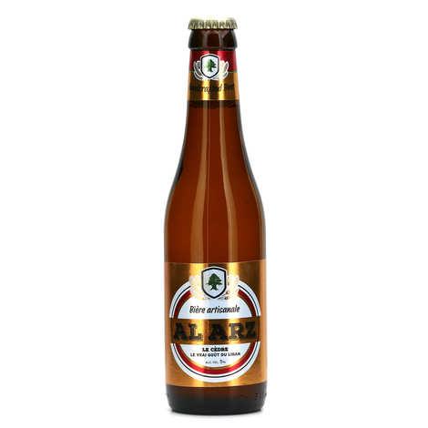 Al Arz - Al Arz - Beer from Lebanon 4.3%
