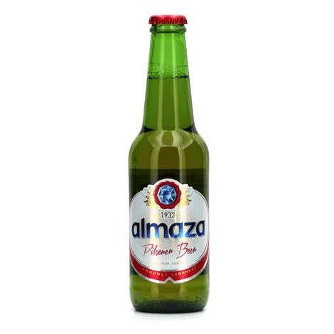 Brasserie Almaza - Almaza Pilsener - Bière du Liban 4%