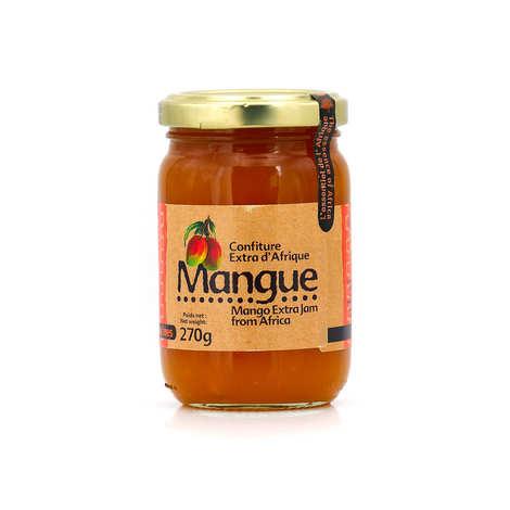 Racines - Confiture de mangue d'Afrique
