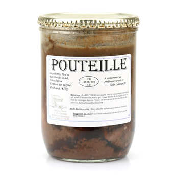 Patrick Clavel - Speciality from Lozère: Pouteille