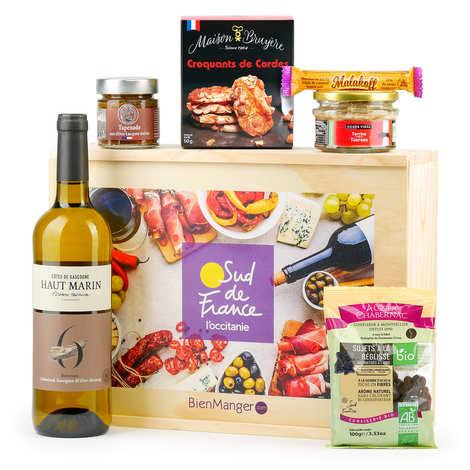 BienManger paniers garnis - Sud de France Gourmet Gift Box