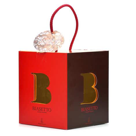 Pasticceria Biasetto - Panettone Biasetto classique avec glaçage aux amandes