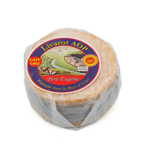 Petit Livarot Cheese Made From Cow S Milk Marcel Charrade