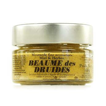 Soripa - Moutarde gourmet au miel et aux herbes